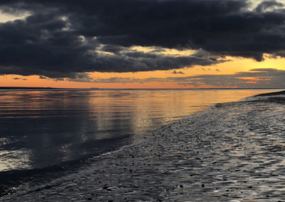 Stormsky Sunset, Aberdovey Estuary