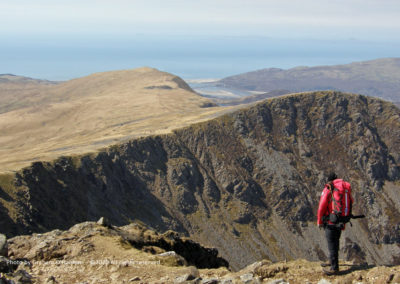 Aberdovey Search & Rescue Team (SaRT), Above the Mawddach estuary - Photo by Graham O'Hanlon ©2020