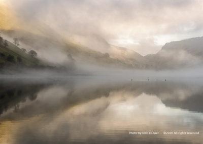 Tal-y-llyn Lake, Nr Aberdovey - Photo by Josh Cooper ©2020