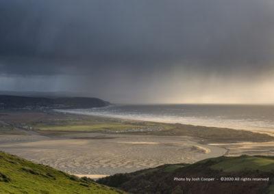 Cardigan Bay, Aberdovey - Photo by Josh Cooper ©2020